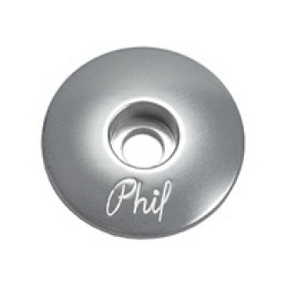 Phil Wood - Stem Top Cap - 1 1/8 gunmetal