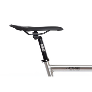 State Bicycle Co. - 6061 Black Label v2 - raw 52 cm Riser Lenker