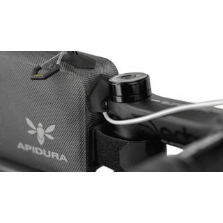 Apidura - Expedition Top Tube Pack - 0,5 L