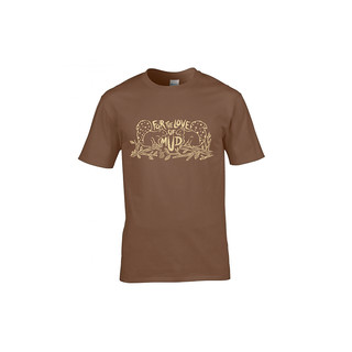 Bombtrack - For The Love Of Mud T-Shirt - braun M