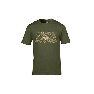 Bombtrack - For The Love Of Mud T-Shirt - olive XL