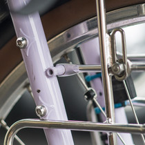 Velo Orange - Straight Arms Campeur Rack