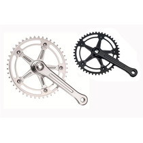 Goldsprint - Classic Pista Crankset black 165 mm