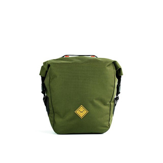 Restrap - Pannier Bag - Small olive