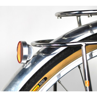 Velo Orange - Grand Cru Fender-Mounted Reflector silber