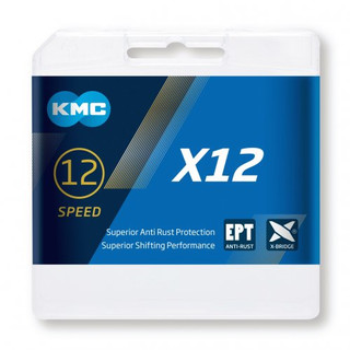 KMC - X12 EPT Chain - 12-speed