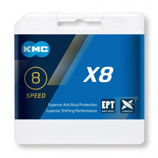 KMC - X8 EPT Chain - 6-/7-/8-speed