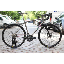 Moots - Gravel / CX Tapered Carbon Fork - 1 1/8