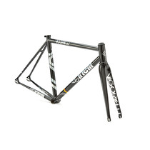 Cinelli - Vigorelli Steel Frame Set - 2020