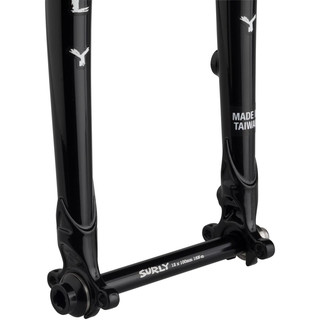 Surly - Midnight Special Road Fork 650b / 700c - 1 1/8 black 50 mm