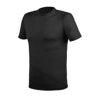 Mission Workshop - The Sector: MC Merino Core Shirt - schwarz S