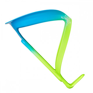 Supacaz - Fly Cage Limited Edition Flaschenhalter - Neon Yellow & Neon Blue