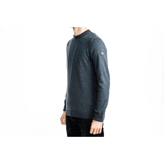 Pelago - Merino Sweater Men - dark moss M