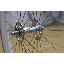 Laufradbau - Custom Wheel Building Hinterrad - 3x gekreuzt